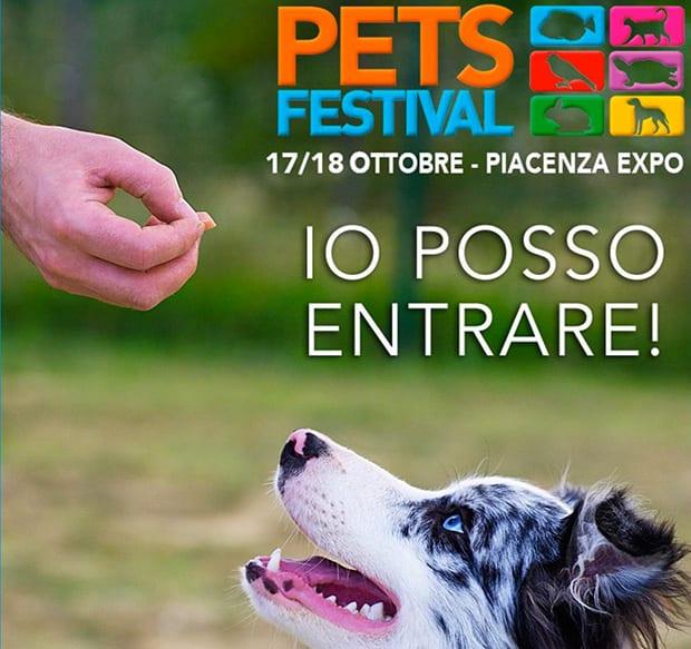 PetsFestival - Piacenza Expo 17-18 Ottobre 2015