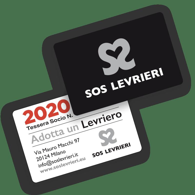 SOS Levrieri Card