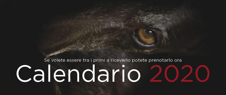 Calendario 2020 - SOS Levrieri