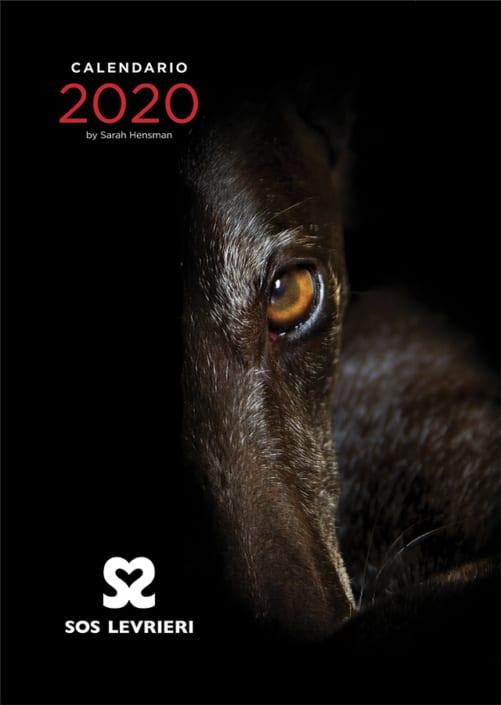 SOS Levrieri Calendario 2020