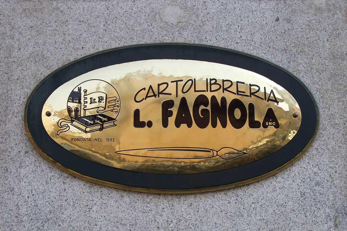 Cartolibreria Fagnola - Azienda Convenzionata SOS Levrieri
