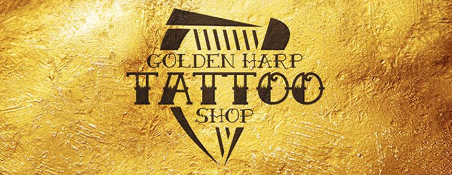 Golden Harp Tattoo - Azienda Convenzionata SOS Levrieri