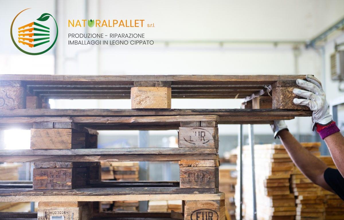 Naturalpallet - Azienda Convenzionata SOS Levrieri