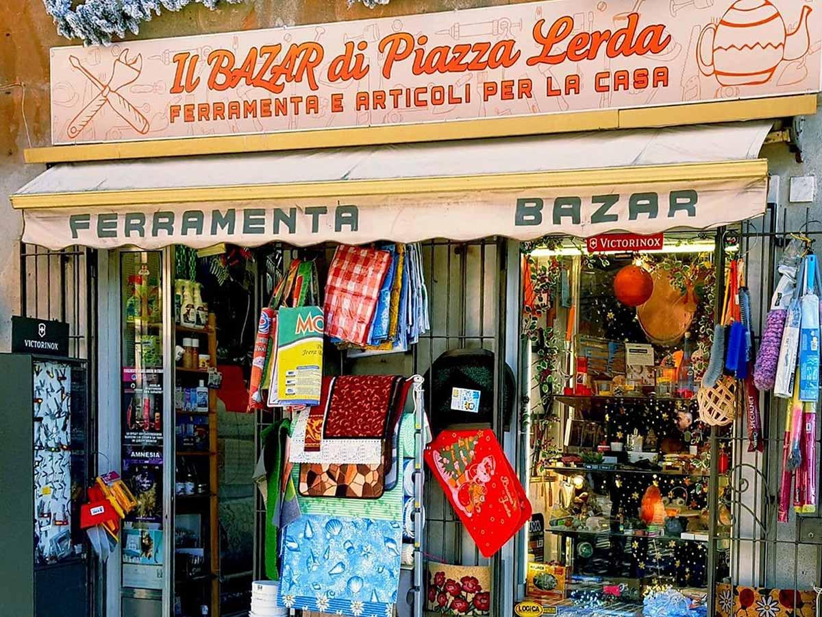 Il Bazar di Piazza Lerda – Ferramenta - Azienda Convenzionata SOS Levrieri