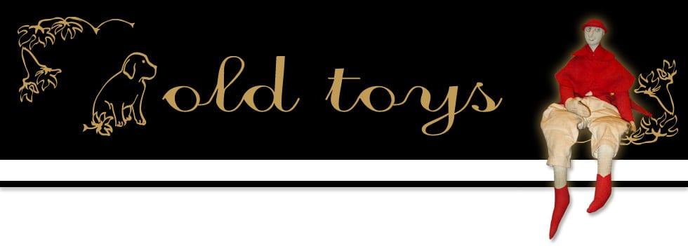 Old Toys - Azienda Convenzionata SOS Levrieri